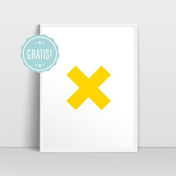 det_gule_kryds_gratis